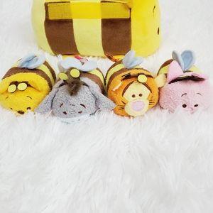 Disney Tsum Tsum Winnie the Pooh Bumblebee Bag Set